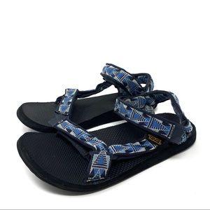 Teva Women's Blue Southwest 9US Sandals